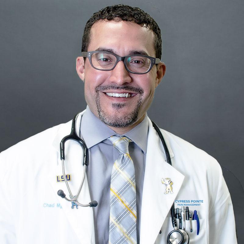 Chad M. Domangue, MD