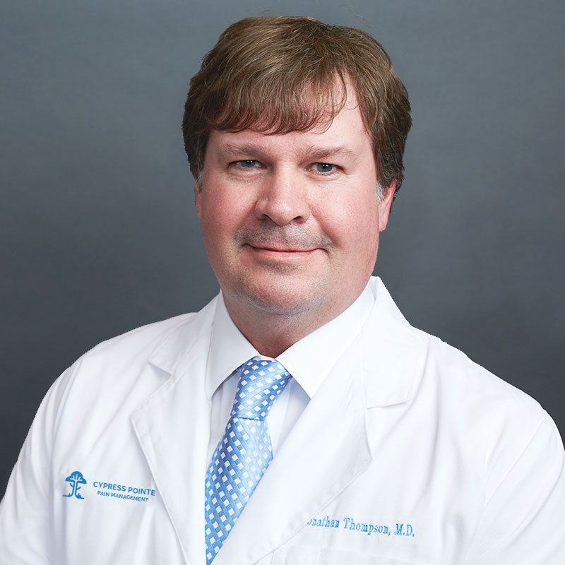 Jonathan D. Thompson, MD